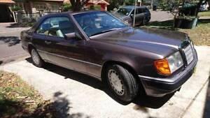 1991 Mercedes-Benz 300CE-24 2-door Coupe