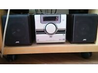 Micro system with DVD player JVC FS-Y1