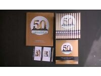 Coronation Street 50 Year's DVD and Book