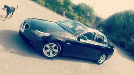 BMW 530d E60 4dr saloon 1 owner!