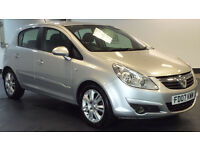2007 07 VAUXHALL CORSA 1.4 DESIGN 16V 5D AUTO 90 BHP *2 YEARS WARRANTY*FINANCE AVAILABLE*