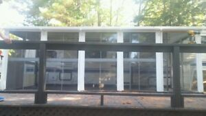 Free - Sunroom from Camper trailer