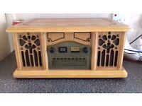 Retro Record/radio/tape and cd player
