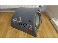 FLI Trap Active 12 1000w car subwoofer bass speaker