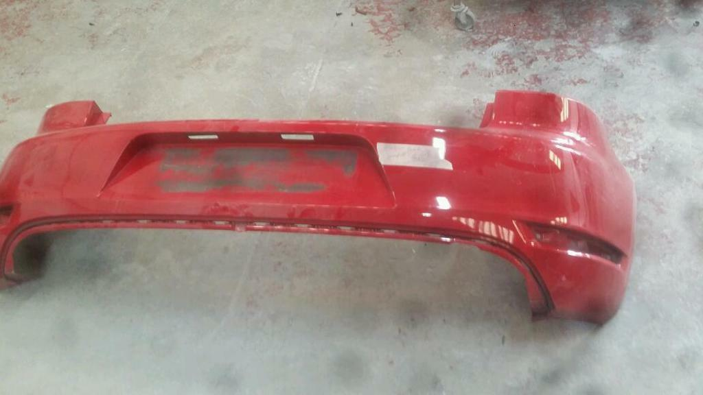 VW Golf Rear Bumper