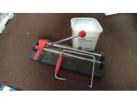 Tile Cutter, Spacers, Tile Saw