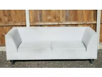 Bo Concept Blue Fabric Sofa – RRP 2900