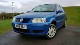 2001 Volkswagen Polo 1.4