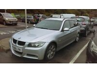 BMW 320D 2006 Long M.O.T, full history + timing chain replaced at 140000