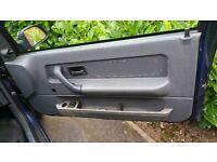 3 Door Renault Clio Mk1 Door Cards