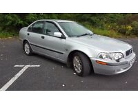 2003 VOLVO S40 1.6 FULL SERVICE HISTORY M,O,T OCTOBER