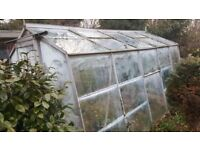 Greehouse for sale 6 x 10ft approx