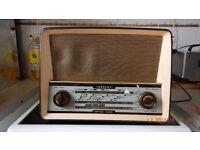 a ferranti vhf = am radio.