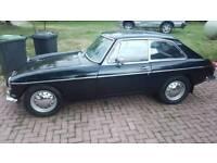 1968 Oselli MGB GT