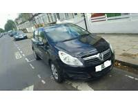 Vauxhall corsa 2010,1.2liters pertol WITH SPORTS MODE AND PARKING SENSER. LOW MILLAGE