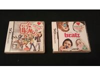 DS Game - Bratz For Real & Ultimate Band