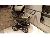 Bebecar Style AT 3 in 1 travel system