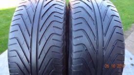 Michelin Pilot Sport 225 40 ZR18 88Y 4.5-5.5mm of Tread 225/40/ZR18