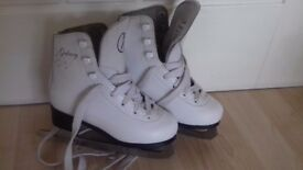 Ice skates. Size 12 junior ice skates.