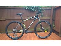 Cannondale trail 1 29er 2015 Mountain Bike