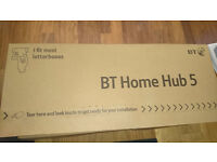 BT Home Hub 5 Fast Wireless Router (Type A) - MINT CONDITION - BOXED & UNUSED