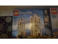Lego Creator 10214 Tower Bridge NEW