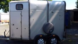 Ifor williams 505 classic horsebox