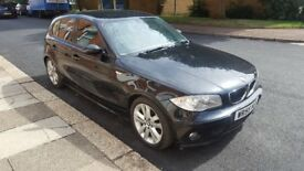 2005/55 BMW 1 SERIES 2.0 118I SPORT - MOT TO 7th AUGUST 2019
