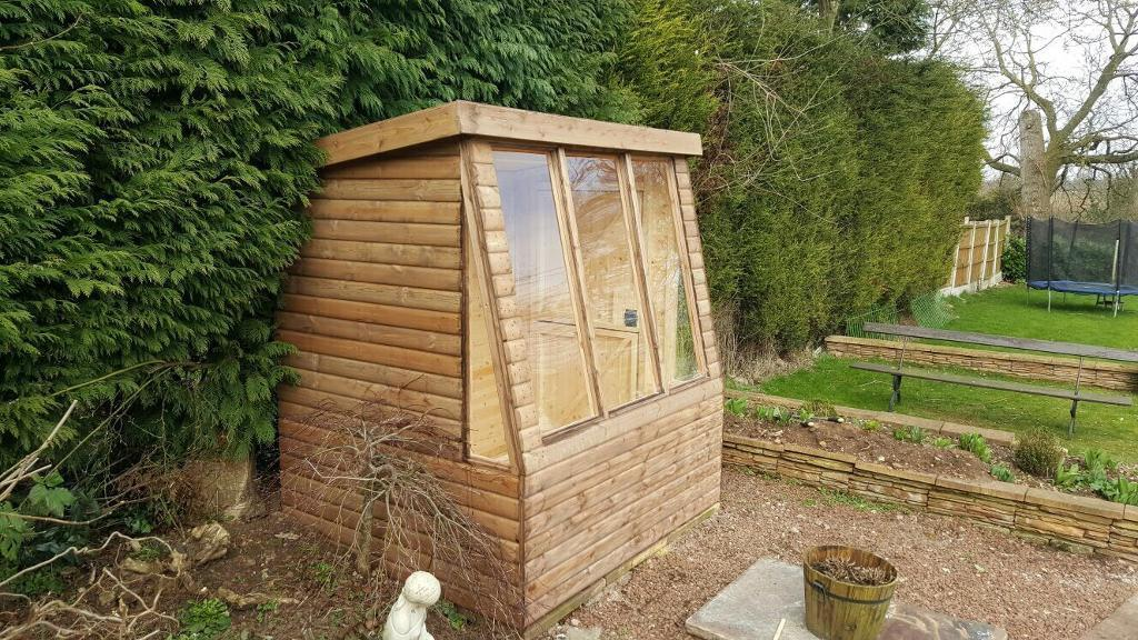 brand new woodentimber garden sheds 6x4 47500 made to measure sheds includi