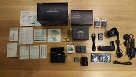 FUJIFILM X-t2 Super Bundle, 2 Lenses, Battery Grip and more