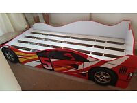 Car bed. Cost 200 new only 6 months old. £60