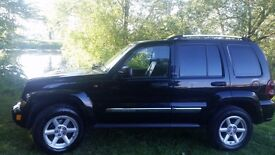 Jeep Cherokee 2.8 TD Limited Auto 4x4 5dr