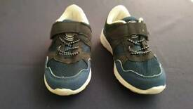 Boys size 8 trainers