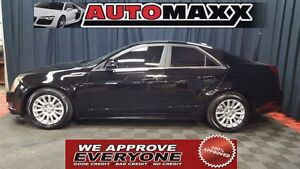 2013 Cadillac CTS Leather! $209 Bi-Weekly! APPLY NOW!