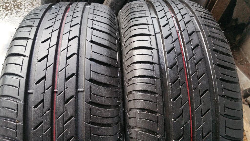 195 50 15 2 x tyres Bridgestone Ecopia EP150