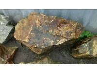 Welsh rustic garden stone / rocks FREE DELIVERY ad 2