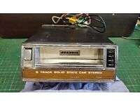 8 Track Stereo Player