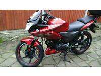 Honda cbf 125 in fantastic condition and with all paper work and allso it is data tagged