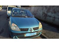 For Sale Renault Clio 2004 1.4 Diesel
