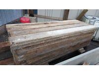 Scaffold/scaffolding batons