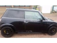 **Fantastic Black Mini One 2003**