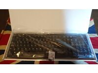 Logitech Wireless Keyboard K270 - UK English 105 Key Keyboard