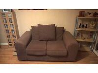 2 x 2-Seater Sofas
