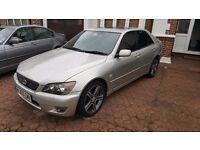 2005 Manuel Lexus IS200 SE full spec!! ***£1700**