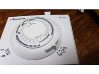 Worcester mt10 time clock.Brand new