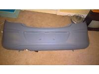Vauxhall Corsa D 2011 onwards Rear Bumper (New)