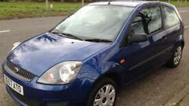 Ford Fiesta 1.3 (1242cc) 2007 ( 57 )Reg 12 months m.o.t drives superb any garage inspection Wellcome