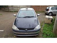 Vauxhall Corsa 1.4 SRi spares/track day car