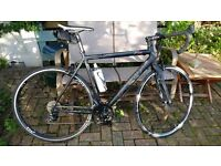 Felt 7005 Custom Road Bike - matt black barely used as new truly superb! Bargain £595 - £1200 new