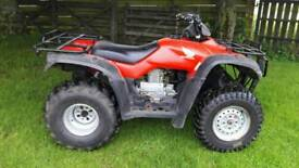 HONDA 2006 TRX350 FOURTRAX QUADBIKE BIKE